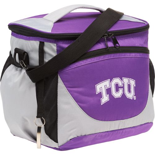 Logo Chair Texas Christian University 24-Can Cooler Tote