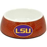 GameWear Louisiana State University Classic Football Pet Bowl