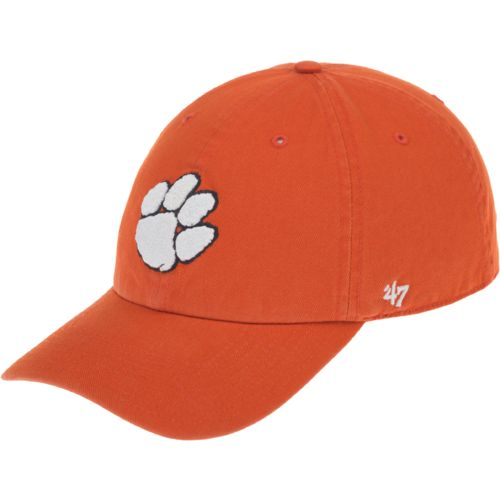 '47 Men's Clemson University Clean Up Cap