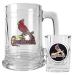 Great American Products St. Louis Cardinals Boilermaker Gift Set