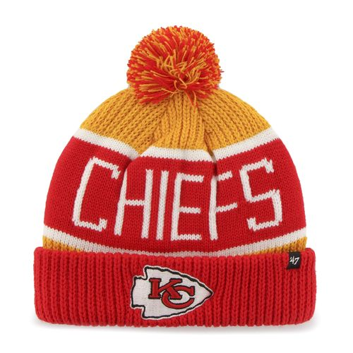 '47 Men's Kansas City Chiefs Calgary Cuff Knit Cap