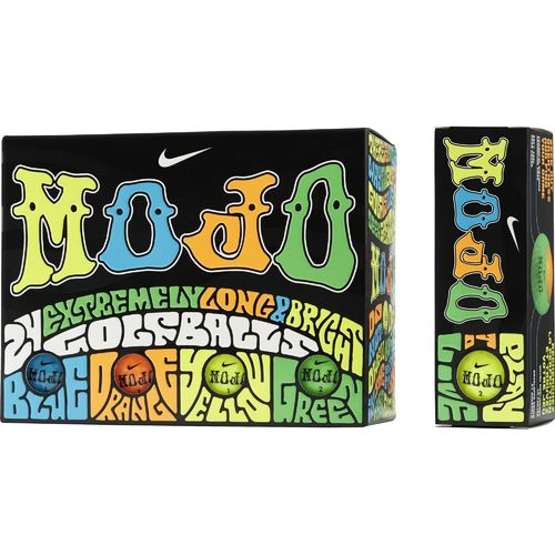 Nike Mojo Lucky #7 Golf Balls 24-Pack