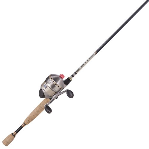 "Display product reviews for Zebco 33® Max Gold™ 6'6"" MH Freshwater Spincast Rod and Reel Combo"