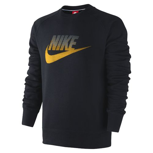 Nike Men's AW77 Fleece Futura Crew Shirt
