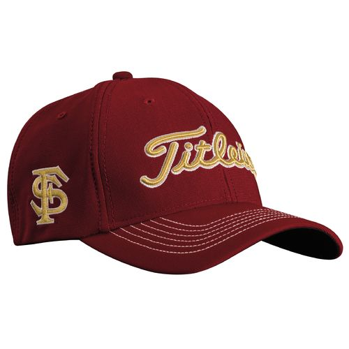 Titleist Adults' Florida State University Fitted Collegiate Cap