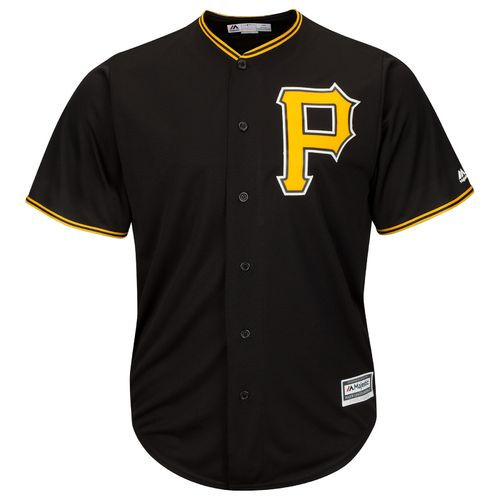 Majestic Men's Pittsburgh Pirates Andrew McCutchen #22 Cool Base® Jersey - view number 2