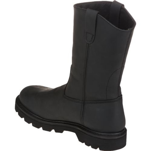 Brazos Men's Work Force Derrick NS Wellington Work Boots - view number 3