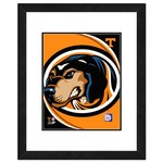 "Photo File University of Tennessee 8"" x 10"" Mascot Graphic Photo"