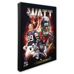 "Photo File Houston Texans J.J. Watt Portrait Plus 8"" x 10"" Photo"