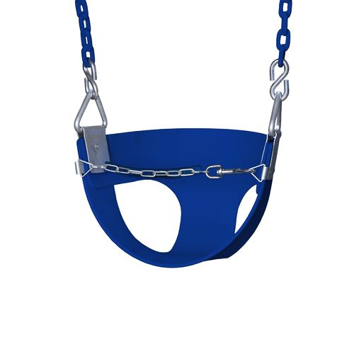 Gorilla Playsets™ Half Bucket Toddler Swing - view number 1