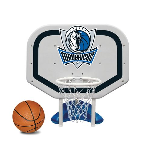 Poolmaster® Dallas Mavericks Pro Rebounder Style Poolside Basketball Game