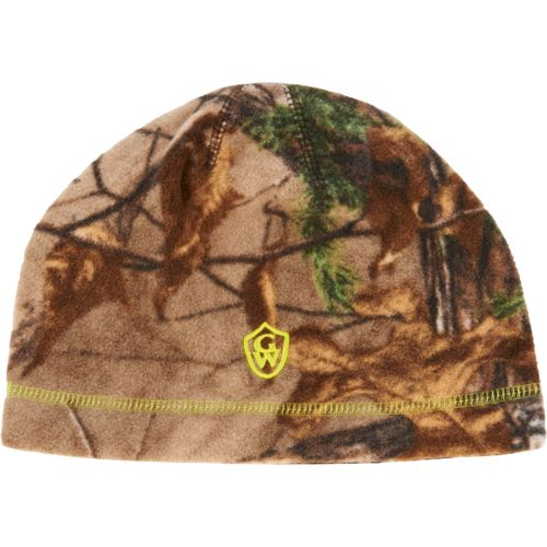 Display product reviews for Game Winner® Kids' Blue Ridge Lightweight Fleece Camo Hunting Beanie