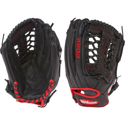 "Wilson Youth A500 12"" Baseball Glove"