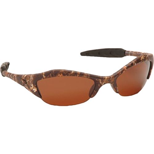 AES Optics Adults' Realtree Hardwoods® Half Sport Polarized