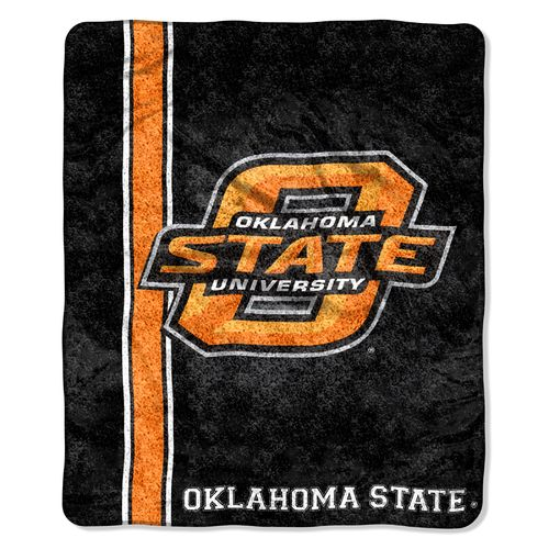 The Northwest Company Oklahoma State University Jersey Sherpa Throw