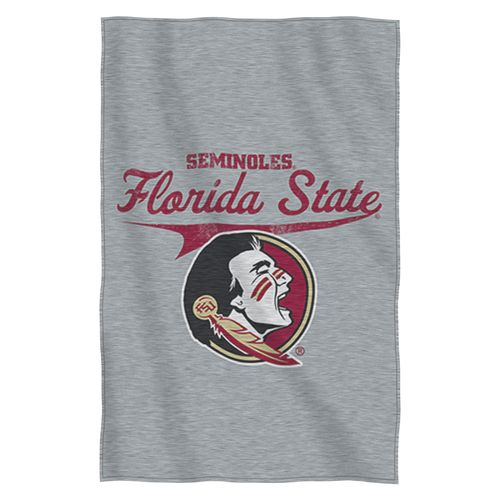 The Northwest Company Florida State University Sweatshirt Throw