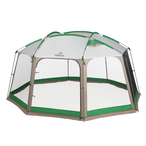 Magellan Outdoors 14 Ft X 12 Ft Deluxe Screen House Academy
