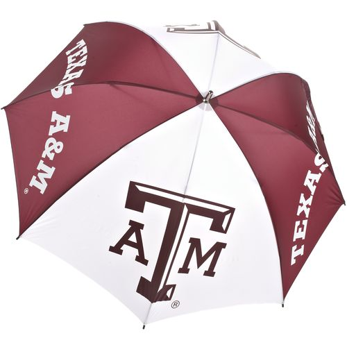 "Storm Duds Texas A&M University 62"" Golf Umbrella"