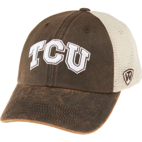 Top of the World Adults' Texas Christian University ScatMesh Cap