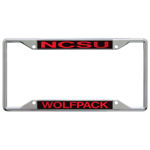Stockdale North Carolina State University Mirror License Plate Frame