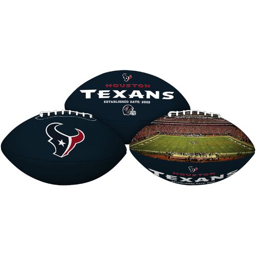 Display product reviews for Rawlings® Houston Texans Stadium Football