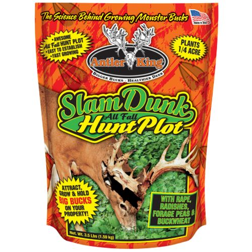 Display product reviews for Antler King Slam Dunk All-Fall 3.5 lb. Hunt Plot