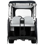 Classic Accessories Deluxe Long Roof Golf Cart Enclosure - view number 3