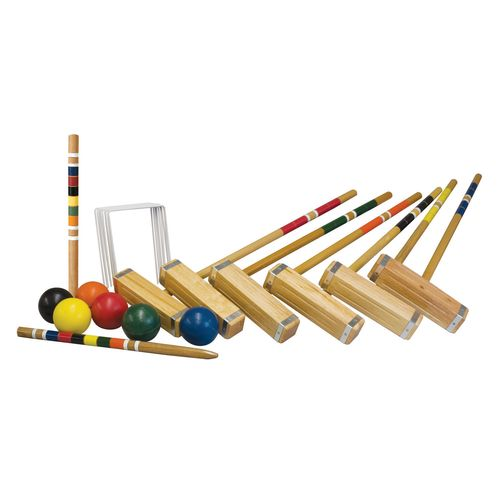 Franklin Advanced 6-Player Croquet Set