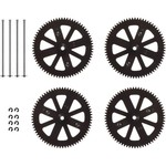 Parrot Gears and Shafts Set
