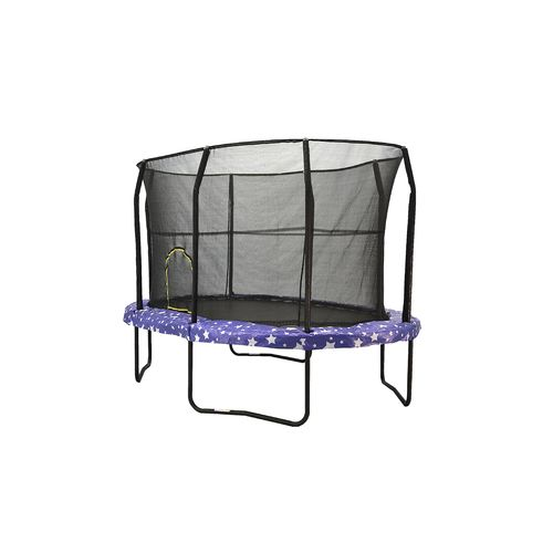 Jumpking 8' x 12' Oval Trampoline with Enclosure - view number 2