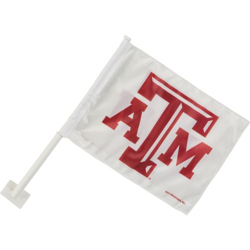 Tag Express Texas A&M University Car Flag
