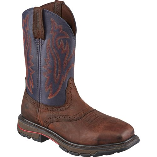 Wolverine Men's Javelina High Plains Western Wellington Steel Toe Boots - view number 3