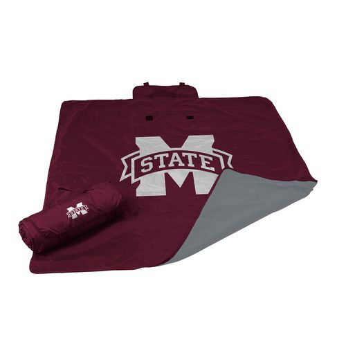 Logo™ Mississippi State University All-Weather Blanket - view number 1