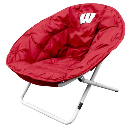 Logo™ University of Wisconsin Sphere Chair