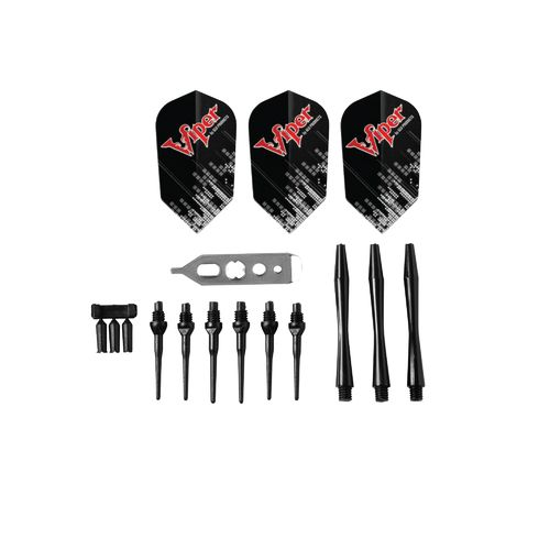 Viper Bully 18-Gram Soft-Tip Darts 3-Pack - view number 3