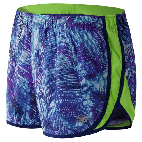 New Balance Women's Accelerate Printed Running Short