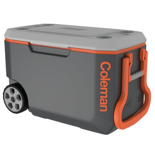 Display product reviews for Coleman® Xtreme® 5 62 qt. Wheeled Cooler
