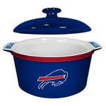 Boelter Brands Buffalo Bills Gametime 2.4 qt. Oven Bowl
