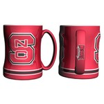 Boelter Brands North Carolina State University 14 oz. Relief Mugs 2-Pack - view number 1