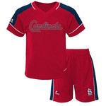 Majestic Toddlers' St. Louis Cardinals Baseball Classic Short Set