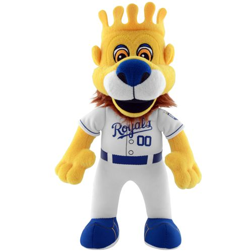 "Bleacher Creatures™ Kansas City Royals Sluggerrr Mascot 10"" Plush Figure"