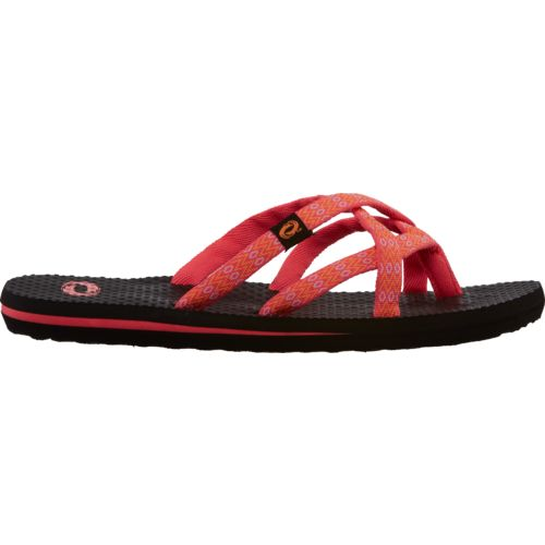 O'Rageous® Women's Strappy Yoga Thong Sandals