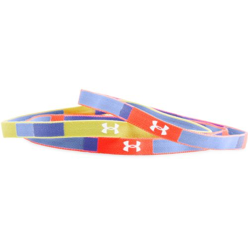 Under Armour™ Girls' Colorblock Mini Headband 3-Pack
