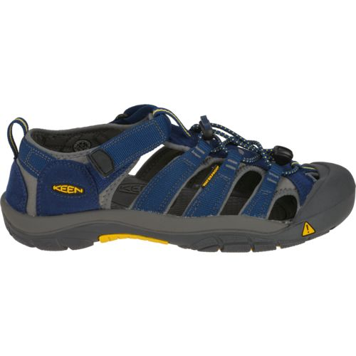 Display product reviews for KEEN Kids' Newport H2 Blue Sandals