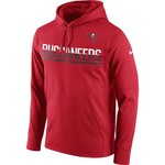 Nike Men's Tampa Bay Buccaneers Circuit Pullover Hoodie - view number 1