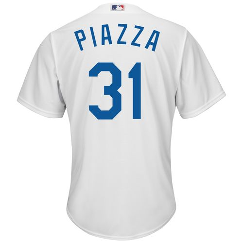 Majestic Men's Los Angeles Dodgers Mike Piazza #31 Cool Base Replica Jersey