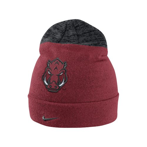 Nike™ Men's University of Arkansas Sideline Knit Cap