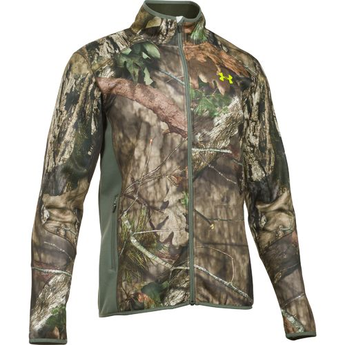 Under Armour Men's Whitetail UA Scent Control Armour Fleece Jacket