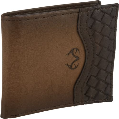 Realtree Men's Embossed Bifold Wallet