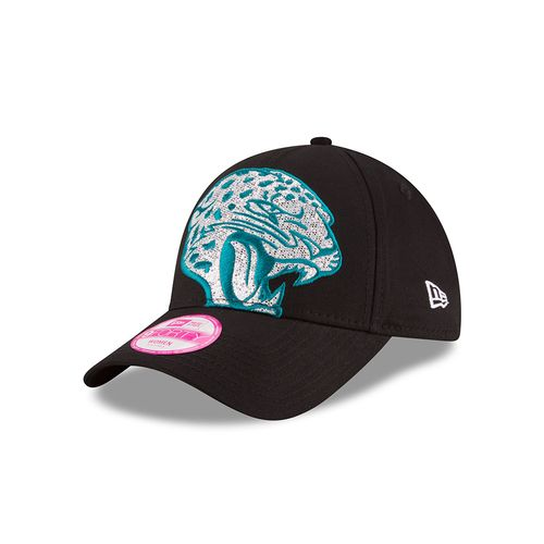 New Era Women's Jacksonville Jaguars 9FIFTY® Glitter Glam Cap